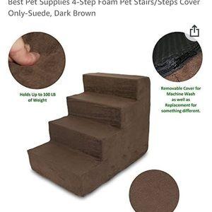 Best pets supplies inc 15 x 19 x24 pet stair cover